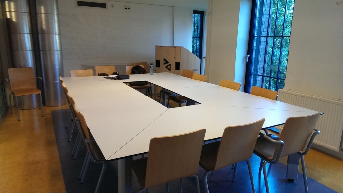 A typical classroom in the SBE